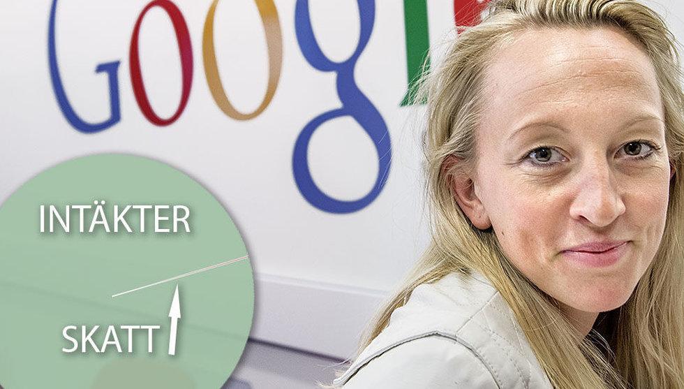 Breakit - Google drar in minst 4 miljarder – betalar bara 5,9 miljoner i skatt