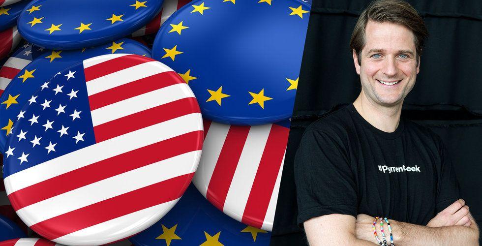 Breakit - Nu är han kung av Europa – men orkar Siemiatkowski erövra USA också?