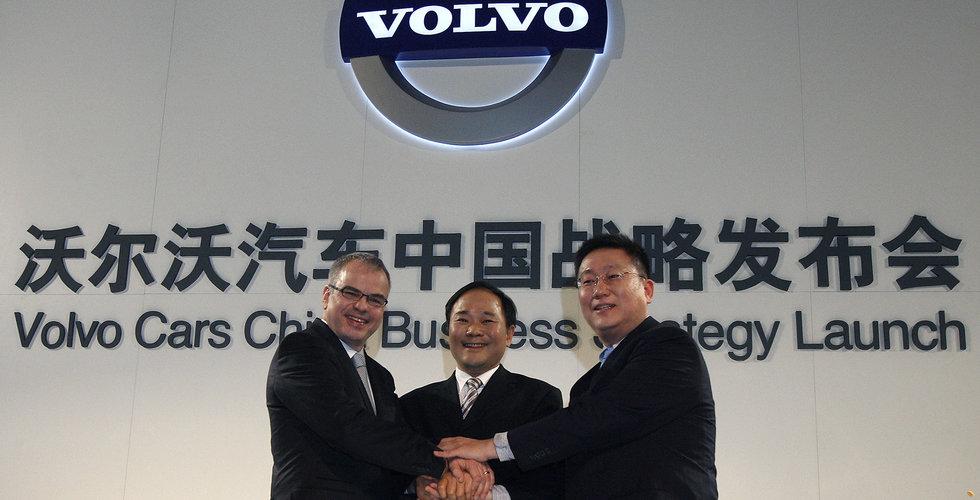 Breakit - Kinesiske Volvo-veteranen får in 257 miljoner kronor till sin elbilstartup