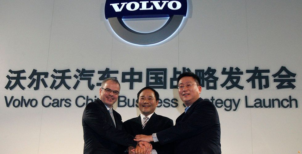 Kinesiske Volvo-veteranen får in 257 miljoner kronor till sin elbilstartup