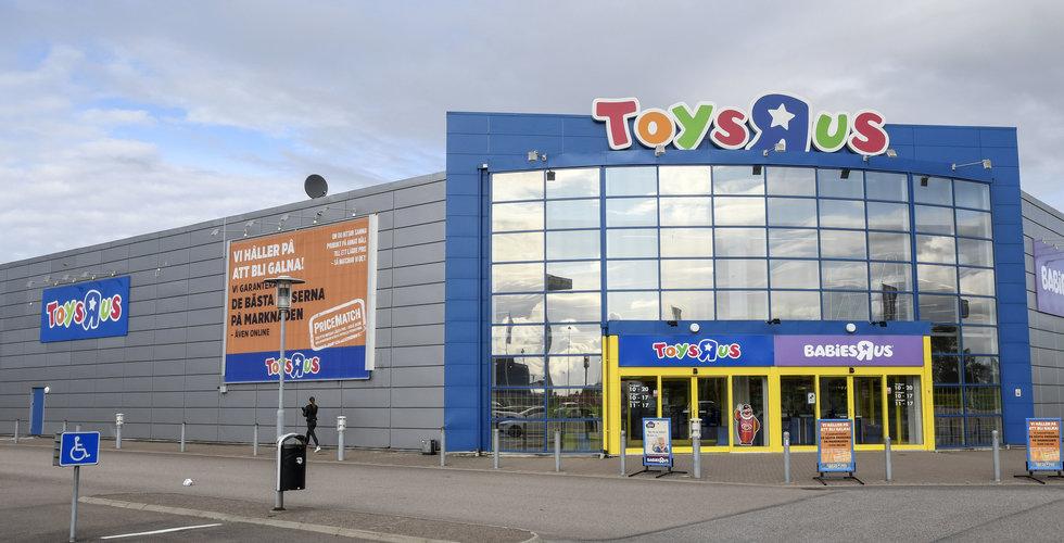Breakit - Toys R Us stänger ned helt i USA