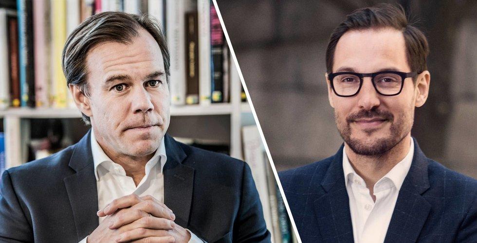 Kinneviks vd Georgi Ganev: Jag är inte förvånad över att H&M kämpar