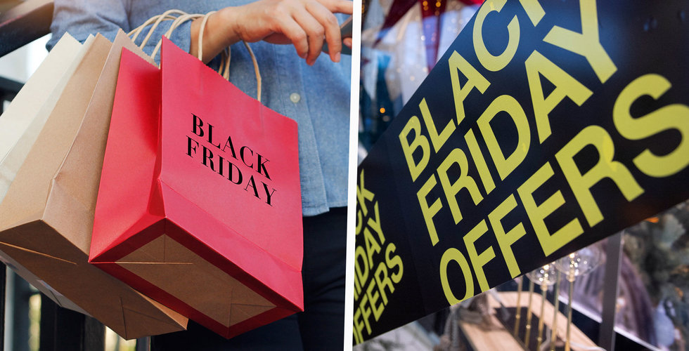 Nya rekordsiffror under Black Friday – men tydlig avmattning i tillväxten
