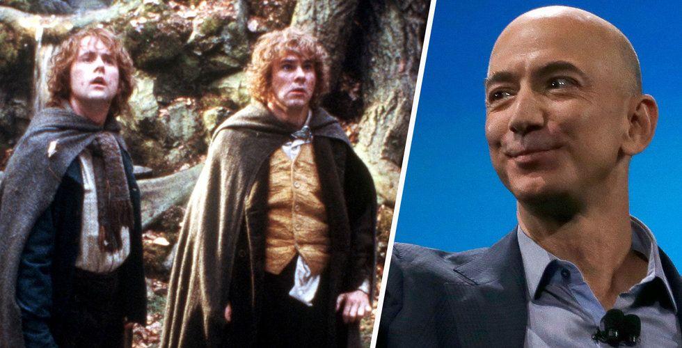 Breakit - Amazon i racet om rättigheterna till att göra Sagan om Ringen-serie