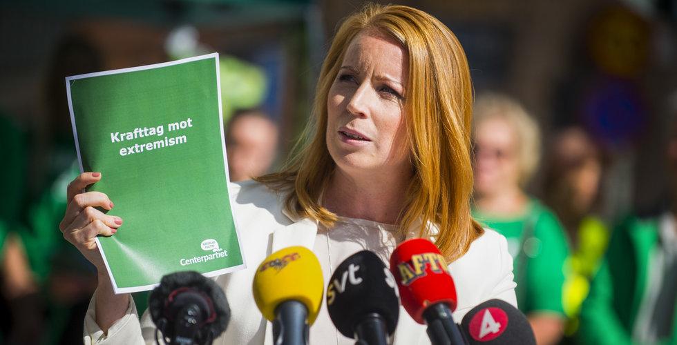 """Analys: """"Annie Lööf kommer att svika en del av sina väljare"""""""