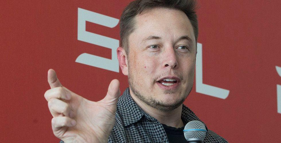 Breakit - Bättra än väntat för Tesla -  omsättningen ökar