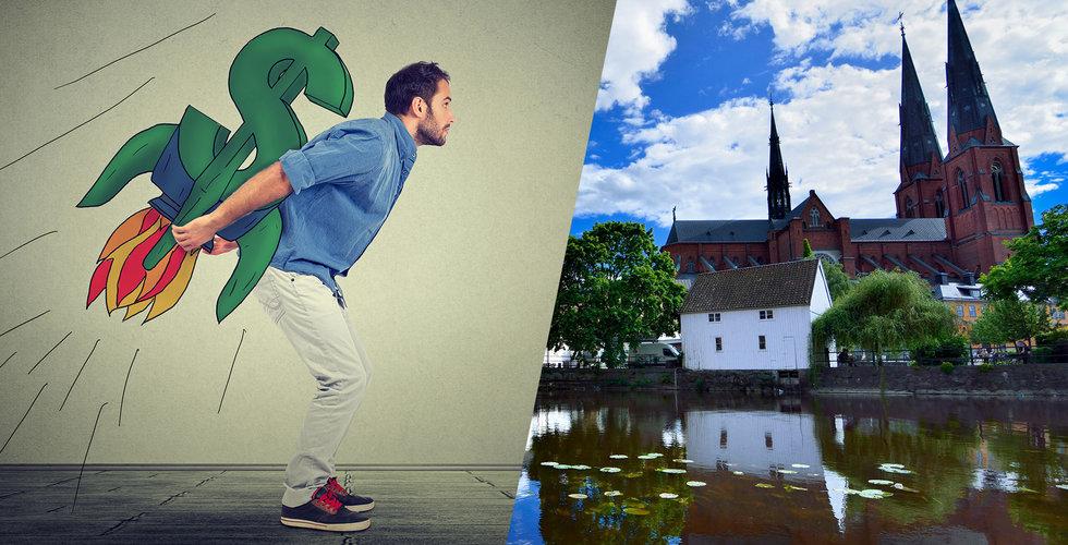 Breakit - Ny rapport: Här är allt du behöver veta om tech och startups i Uppsala