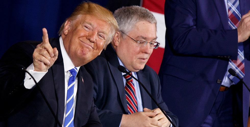 Trump överväger akutlagstiftning för att begränsa kinesiska tech-investeringar