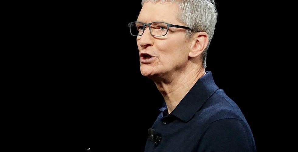 Apple flyttar tillverkningen av nya Mac Pro datorer till Kina