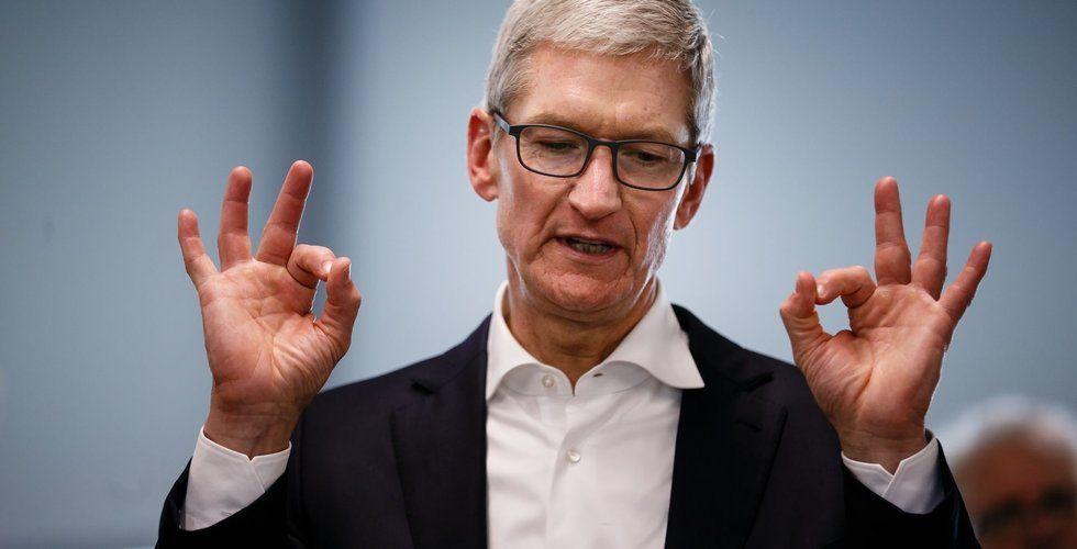 Apple slog analytikernas förväntningar i tredje kvartalet