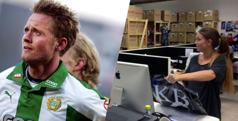 Breakit - Fotbollsproffsets barnsajt tar in investering på 21 miljoner kronor