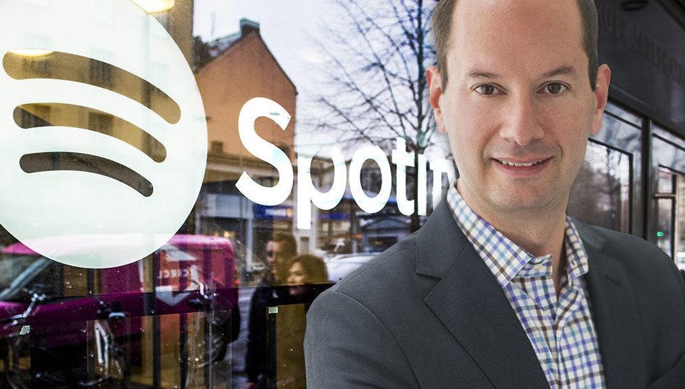 Nya uppgifter: Därför fick Spotifys intäktschef Jeff Levick sluta