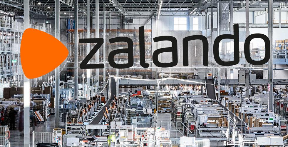 Anställda slår larm om dåliga villkor på Zalandos lager utanför Stockholm