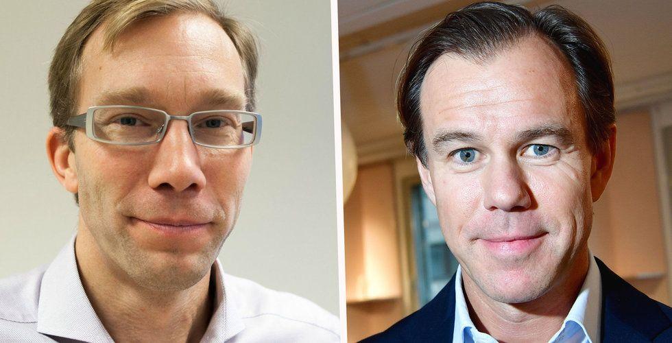 Stefan Krooks och Karl-Johan Perssons GoodCause i ny coronasatsning