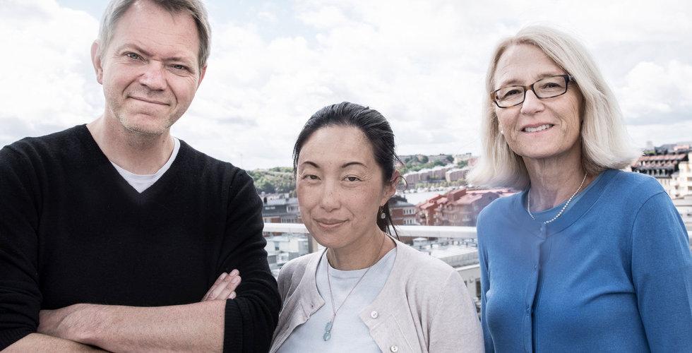 Breakit - Gunilla Asker lämnar som vd för SvD - Fredrik Karén tar över som publisher