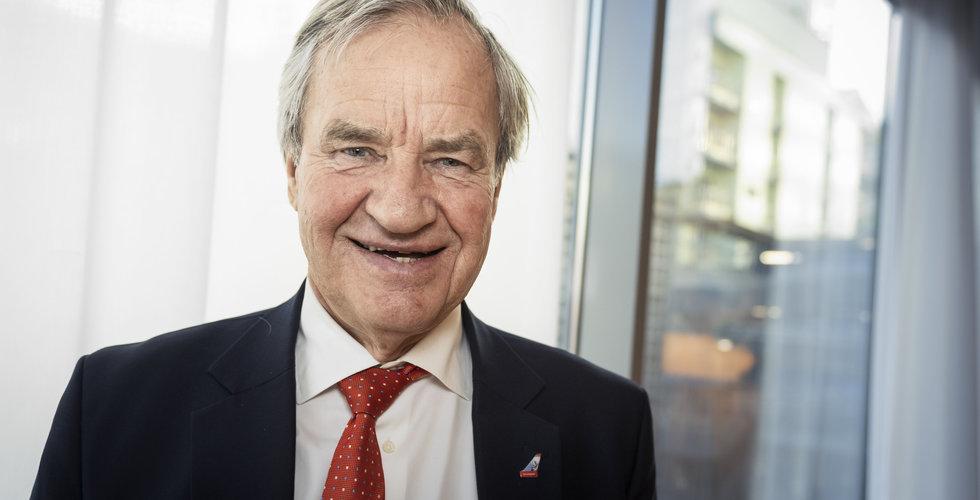 Norwegians vd Björn Kjos slutar