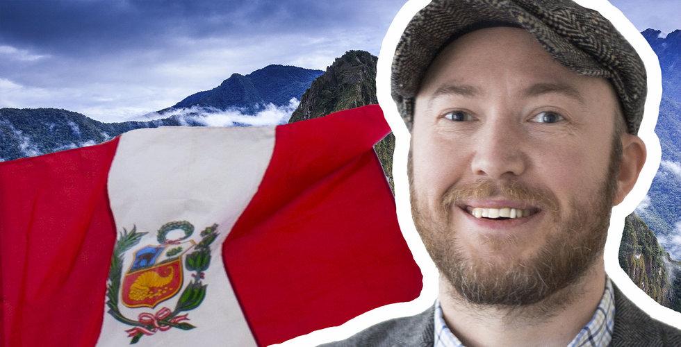 Svensska Precisely landar storkund – i Peru(!)