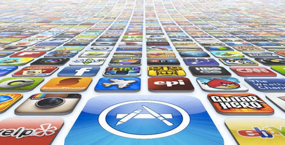 Översvämmat App store tvingar startups att bli sökexperter