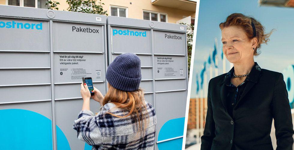 Postnords nya satsning utmanar Instabox – ska ha 12.500 paketboxar nästa år