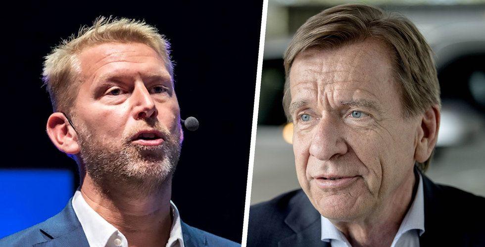 Northvolt och Volvo ska bygga batterifabrik för 30 miljarder