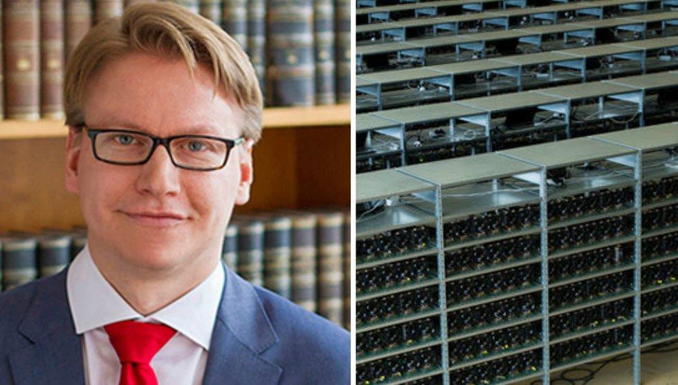 """Nils Åberg om KNC-konkursen: """"Vi vet att det finns intressenter"""""""