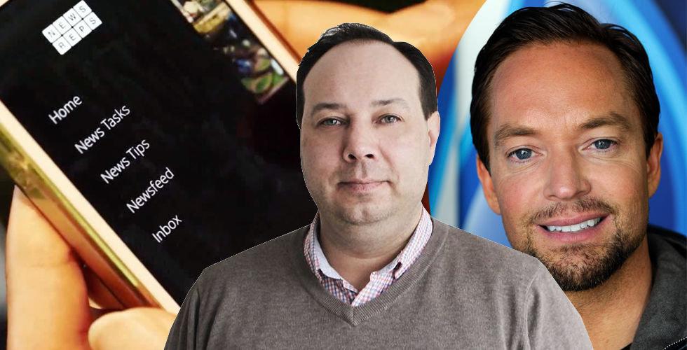 Newsreps skulle göra hela världen till journalister – nu går hajpade utmanaren i konkurs