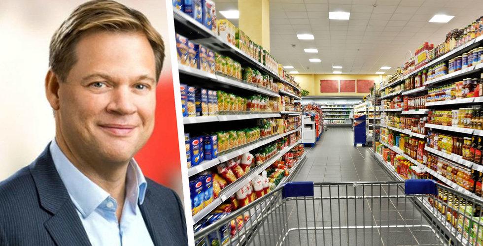 """Ica ska få fart på e-handeln – nästa vecka öppnar matjättens första  """"dark store"""""""