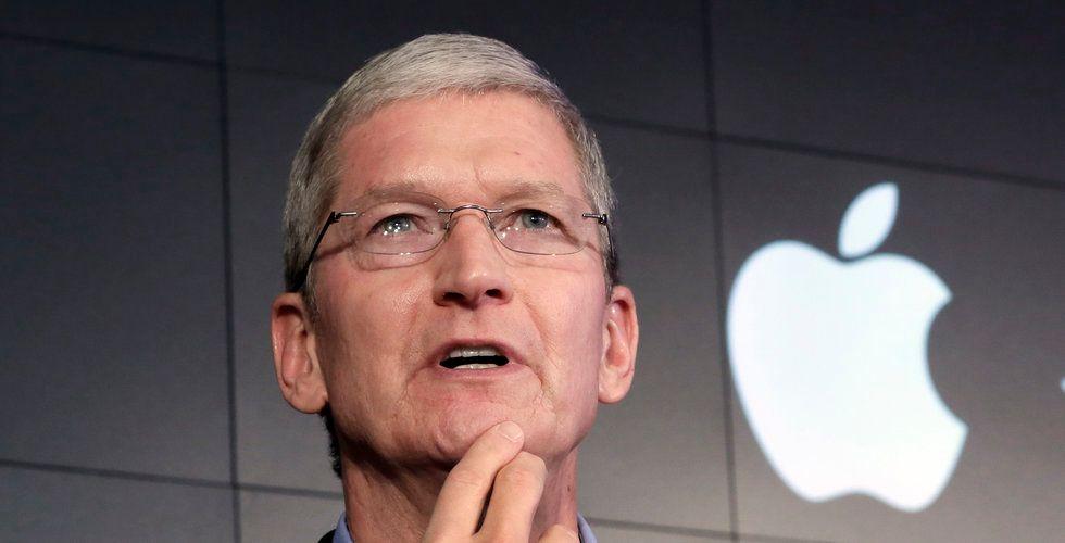Apple sänker priserna i Kina