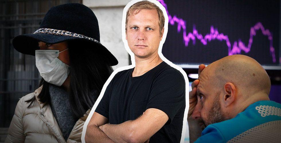 Jag ringde fyra av Sveriges tyngsta techinvesterare – här är deras take på coronafrossan