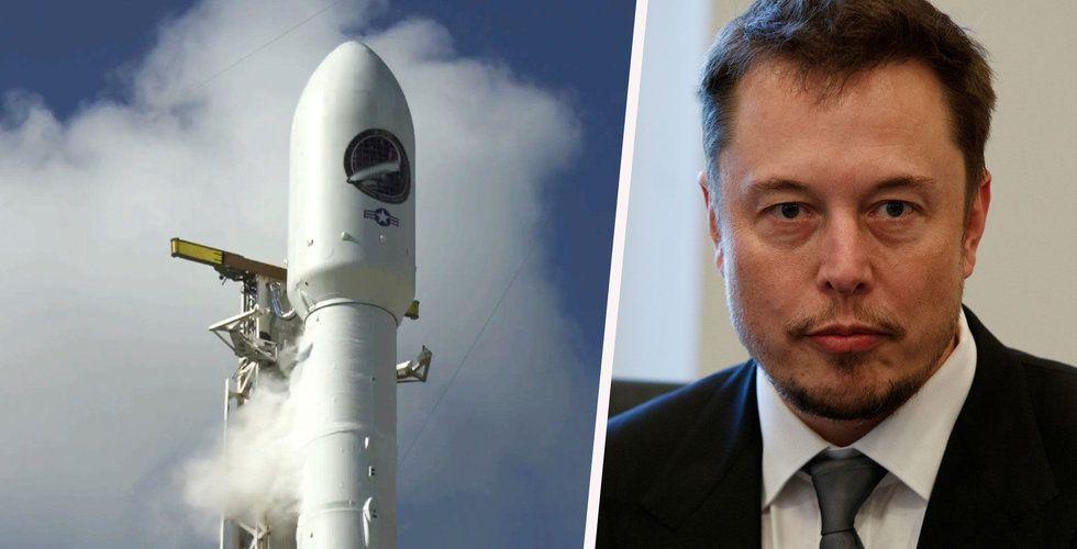 Breakit - Spionsatellit som sköts upp med SpaceX-raket tros ha förstörts