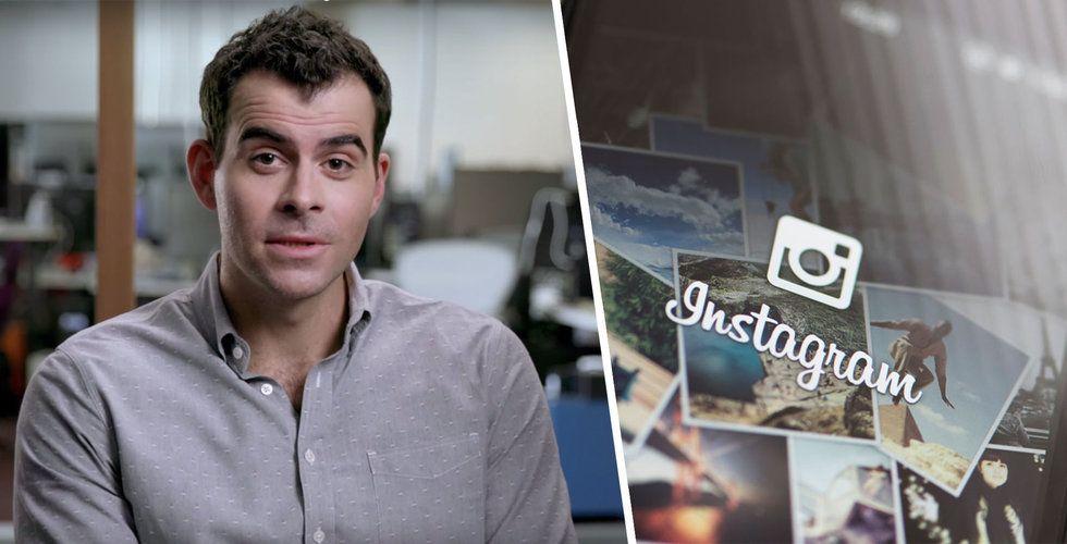 Instagram-chefen lovar att förbjuda självskadebilder