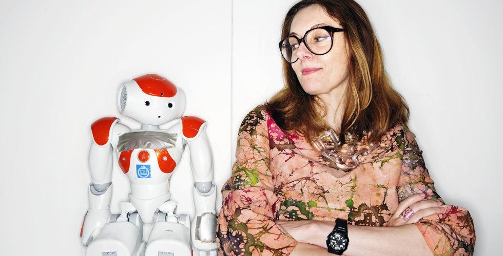 Hon ska få H&M att förstå vad kunderna vill ha – med robotar
