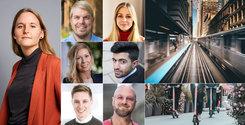 Smarta bilar, scootrar och drönare – möt transport-proffsen på Swooosh