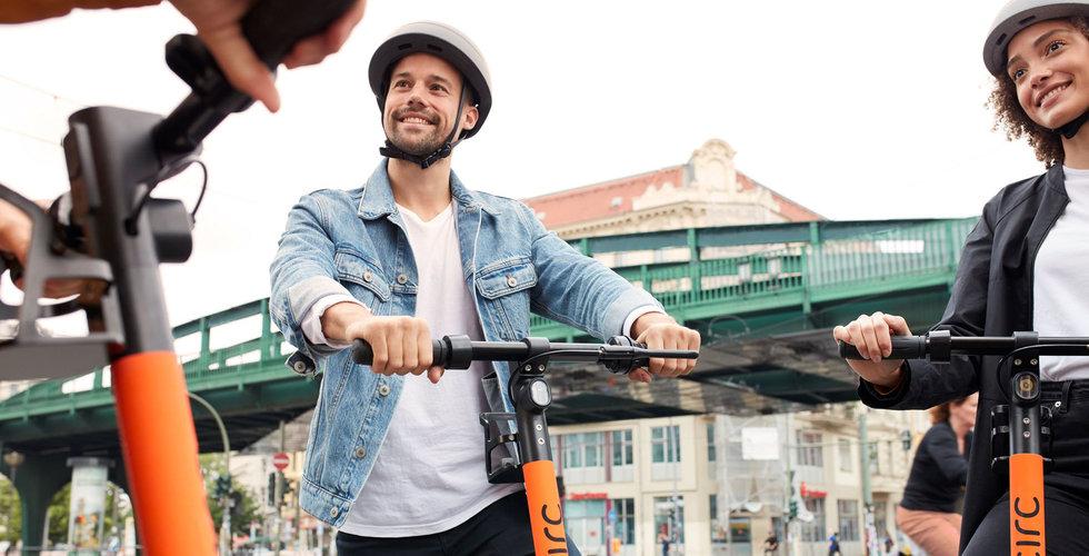 Circ lanserar elscooter-tjänst i Stockholm
