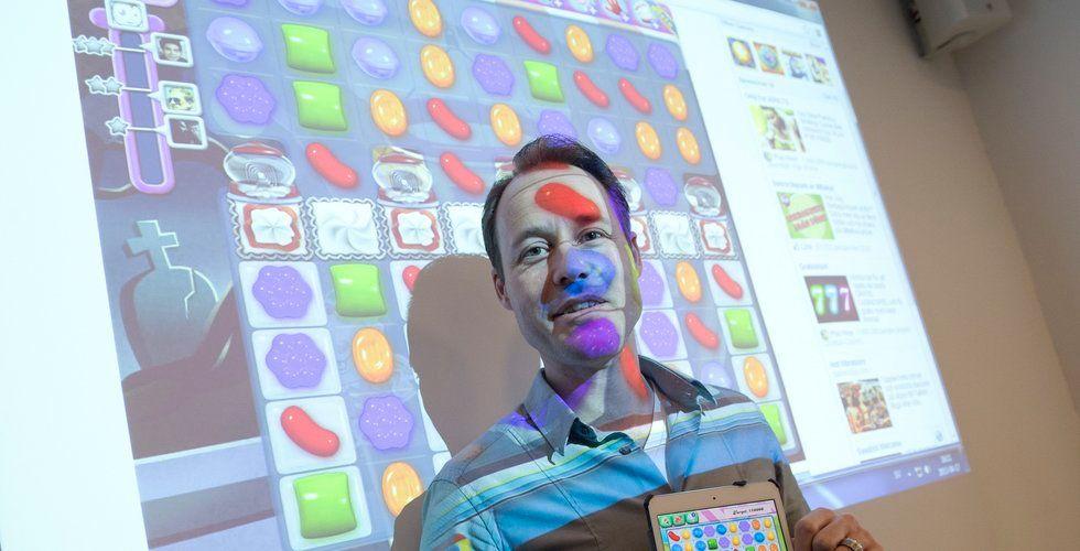 Svenska bolaget bakom Candy Crush hackar – nu faller intäkterna