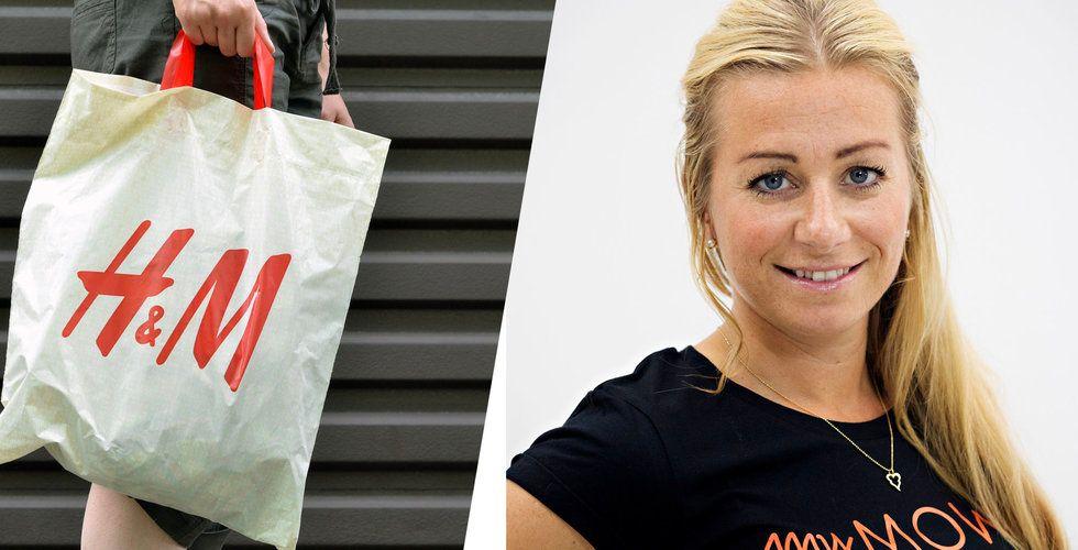 Mymowo ska få fler att träna hemma – med hjälp av H&M