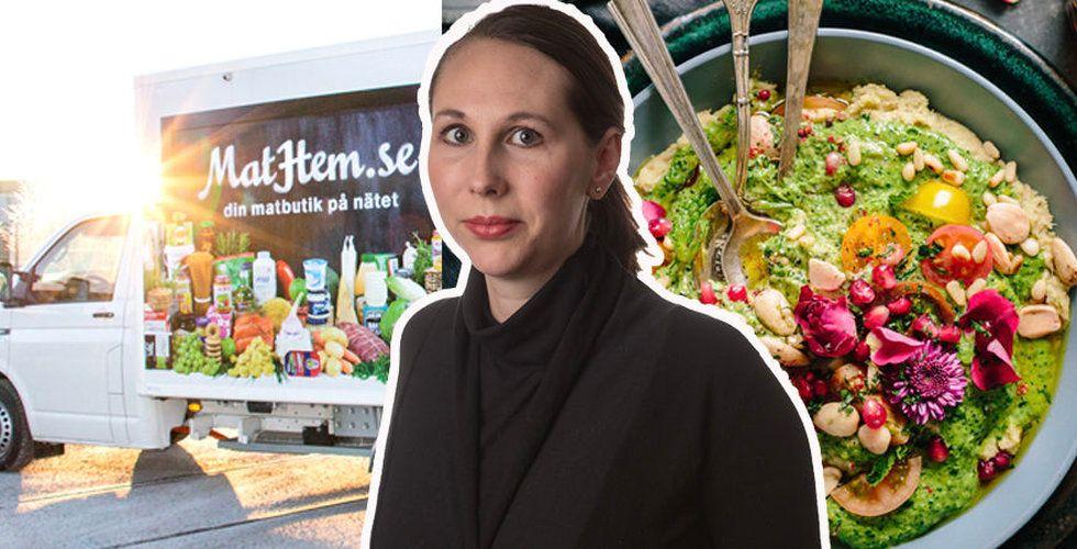 Därför ger sig Kinnevik in i matkriget