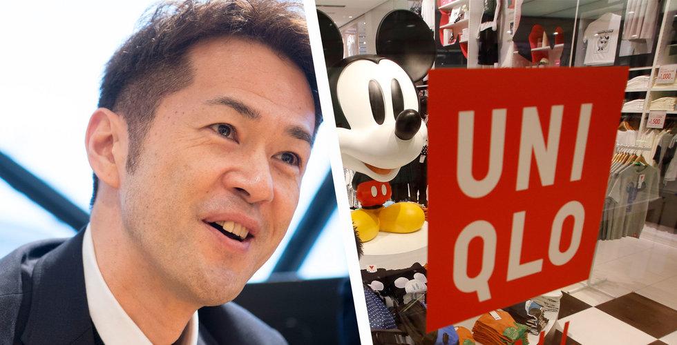 Då öppnar Uniqlo nästa butik i Sverige