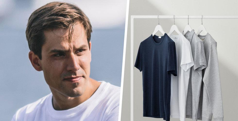 Son of a tailor vill revolutionera hur kläder tillverkas – backas med miljoner av Eequity
