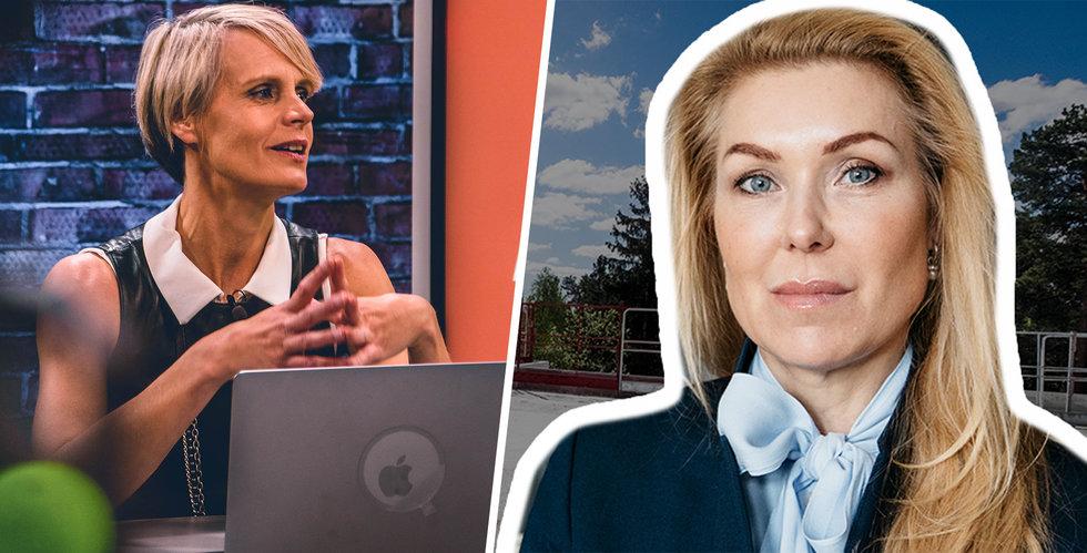 Jakten på Göteborgs enhörningar och Jessica Löfström i studion