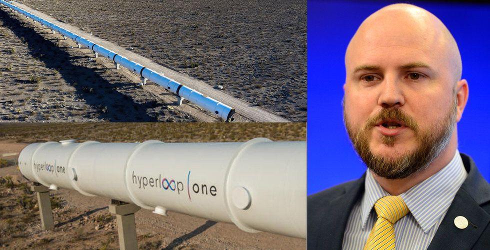 Breakit - Debatt: Dags att börja experimentera med Hyperloop i Sverige