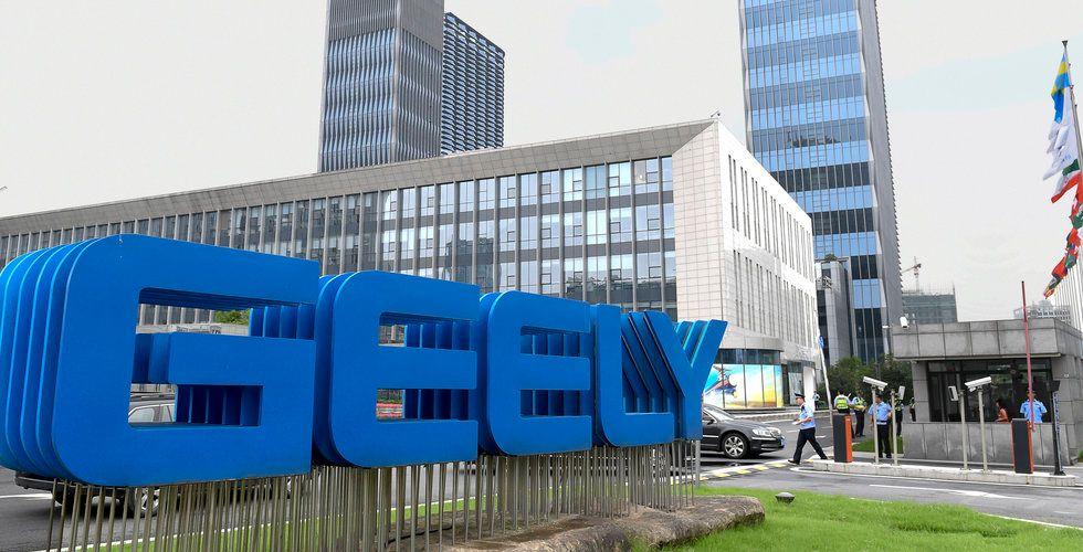 Volvo-ägaren Geely bygger stort innovationscenter i Göteborg