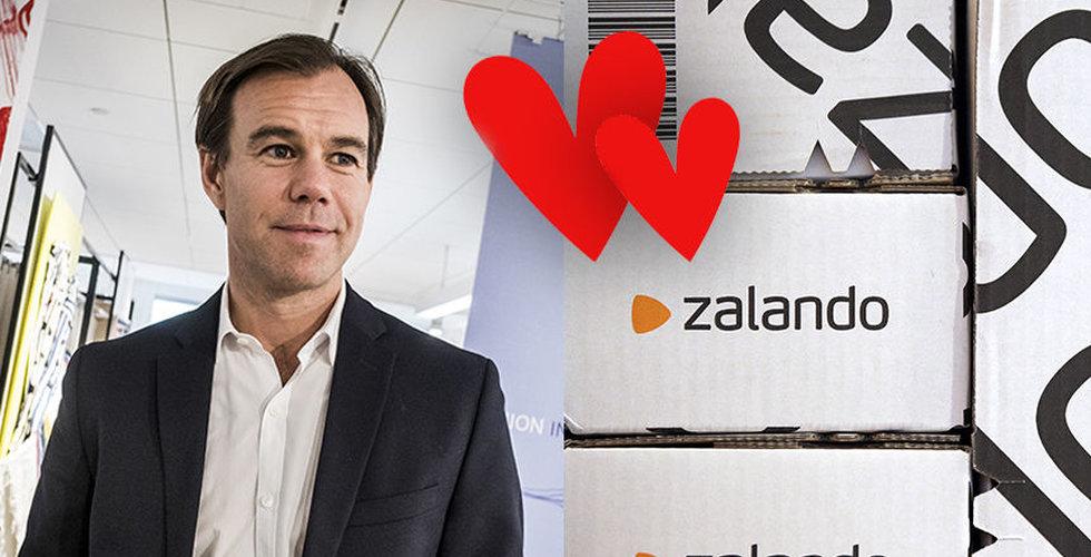 Analytiker pekar ut H&M som potentiell köpare av Zalando