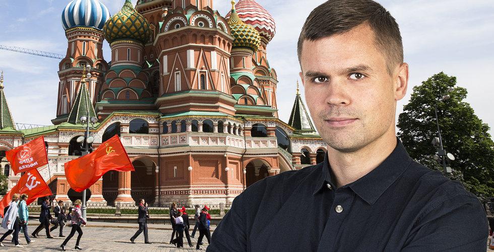 Därför borde du bry dig om den ryska trollfabriken på Facebook