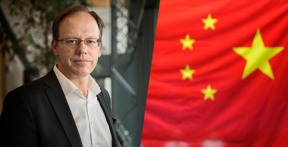 Breakit - Postnords vd om Kinapaketen: Det har varit lite av ett drev