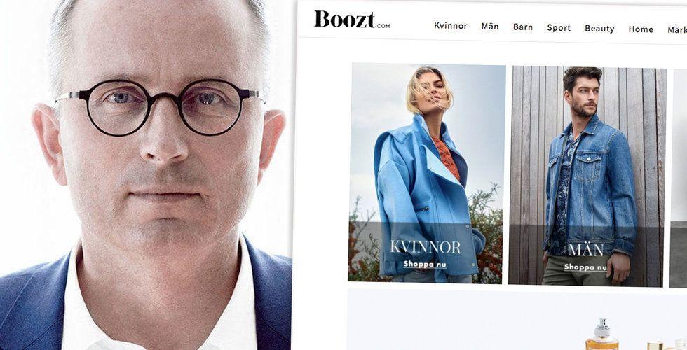 """Breakit - Vinstlyft för Boozt: """"Black Friday-helgen blev ett klimax"""""""