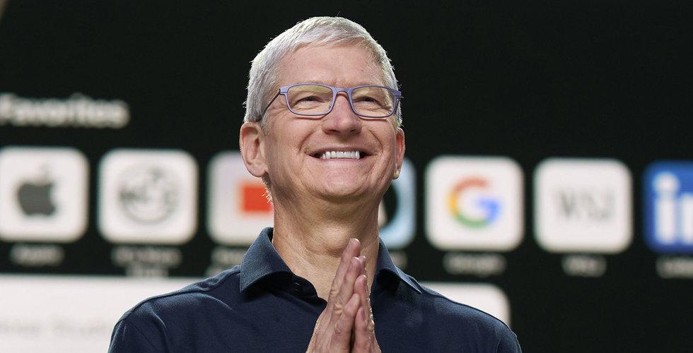 Apple ska släppa stor nyhet – men det är inte en ny pryl