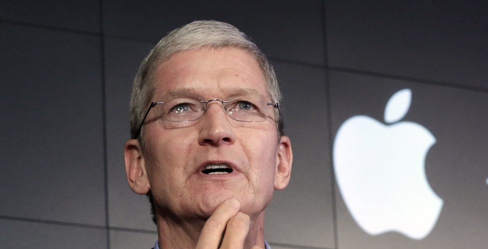 Apple vill skapa filmer med Oscar-kvalitet till sin streamingtjänst