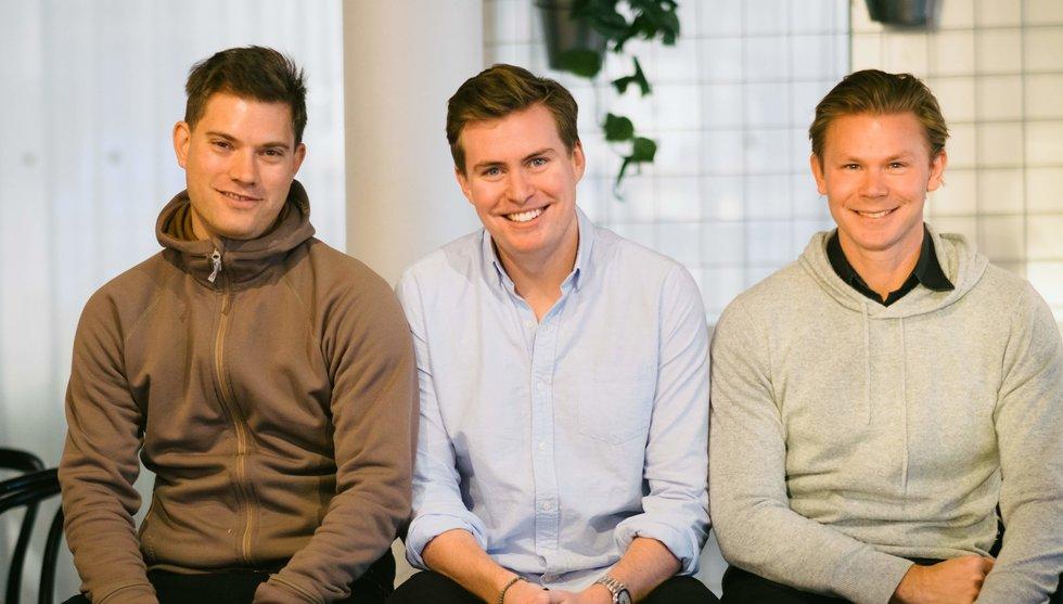 Breakit - Izettle rekryterar trio från Spotify - biffar upp produktteamet