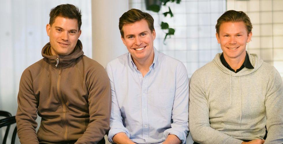 Izettle rekryterar trio från Spotify - biffar upp produktteamet